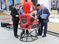 Пожарная мотопомпа TS 10/10 с автоматической системой вакуумирования МАГИРУС Приматик на Комплексной Безопасности 2021